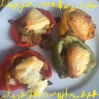 Miss Slimming World Frail: Stuffed Peppers