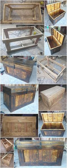 Wood pallet furnishings ideas are one such extraordinary alternative for your home that will never disappoint you at all. They comprehend very nicely how to add up your residence with the splendor aspects whether or not you are the usage of the wood pallet for the indoor purposes or the outside areas. But in all … #diyhomedecor #palletideas