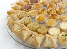 Receita de Salgados Assados   Culinária - Cultura Mix