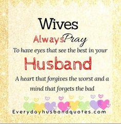 a bad husband