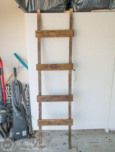10 Convenient Tips AND Tricks: Coastal Home Diy coastal rustic living room. Rustic Blanket Ladder, Rustic Blankets, Farmhouse Blankets, Rustic Ladder, Ladder Decor, Throw Blankets, Diy Ladder, Wood Ladder, Barn Wood