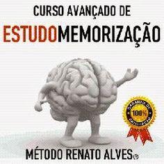 O Curso de Memorização e Concentração Método Renato Alves® é um treinamento de alto nível desenvolvido especialmente para pessoas como você, que busca agilidade sem abrir mão da qualidade no processo de preparação para provas, vestibulares e concursos públicos.