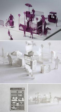 Terada Mokei paper models