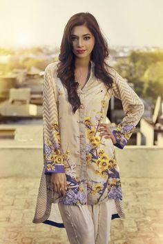 Simple Pakistani Dresses, Pakistani Fashion Casual, Pakistani Dress Design, Pakistani Outfits, Indian Fashion, Pakistani Models, Stylish Dresses For Girls, Casual Dresses, Casual Clothes