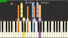 [Synthesia][MIDI] 1092