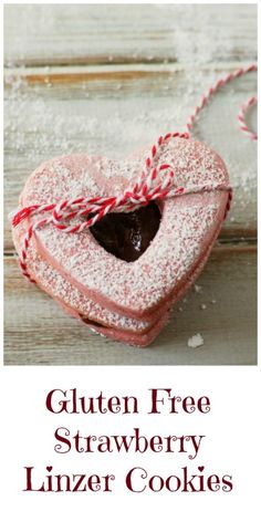 Gluten free valentine cookie recipes