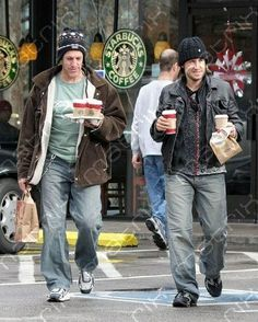 Shane Urban and Keith Urban oh you know they are brothers!
