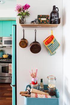 A cozinha dela: Raiza Costa, do Dulce Delight - Casinha Arrumada