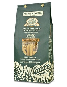 Manicaretti is an importer and wholesaler of fine Italian foods to retailers PrimoGrano Penne Rustiche