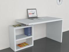Swell Çalışma Masası - Beyaz 219,00 TL