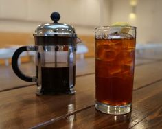 A Southern staple, skip the orange juice and enjoy an ice cold glass of sweet tea with, or after, your brunch. You'll need:8 bags black tea 2/3 cup white sugar 1 quart water icePut tea bags and white sugar in a heat-proof container that can accommodate 2 quarts of liquid.Boil 1 quart of water and pour over the tea and sugar combination. Stir briefly and allow to steep for 15 minutes. Discard teabags. Add enough ice to bring the level of the tea up to 2 quarts.  Cheers!    A Southern staple…