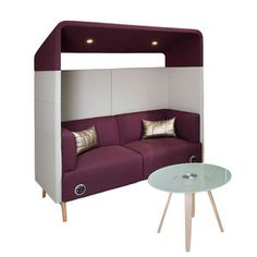 sofá moderno - WINI Büromöbel Georg Schmidt GmbH & Co. KG