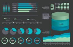 15 Free Infographic Design Kits (PSD, AI, and EPS Files) | Free and Useful Online Resources for Designers and Developers