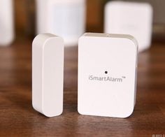 iSmartAlarm Home Security System / You can thank the late Steve Jobs for your MAC, iPod, iPhone, iPad and all the wonderful apps you get to download from the Apple Store. http://thegadgetflow.com/portfolio/ismartalarm-home-security-system/