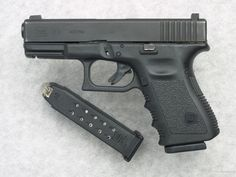 One of our favorite guns. The Glock 23.