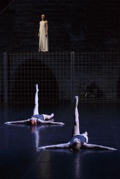 Angelin Preljocaj: Retour à Berratham © Christophe Raynaud de Lage / Festival d'Avignon