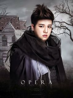 "Super Junior ""Opera"" Shindong"