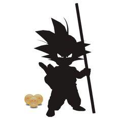 Dragonball Z kid Goku