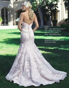 Spectacular Casablanca Bridal Fall Collection