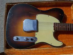 60 Fender Esquire Custom Telecaster - YES PLEASE
