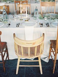 organic table decor by Ginny Au #erichmcveyworkshop #brasadaranch #organic #tablesettings
