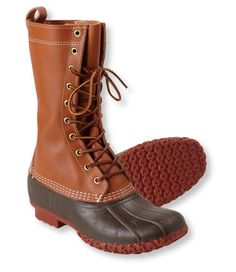 100 year anniversary Maine Hunting Shoe from LLBean. I probably wouldn t be  able to pull these off but just like every other pair of Bean Boots and  Maine ... 989abb09e5e4