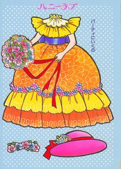 Honey Love Paper Doll.This From Eugenia-P-S - MaryAnn - Picasa Webalbum