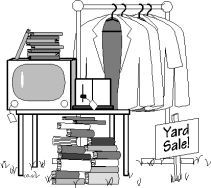 Garage Sale How-to's  http://thesimplemom.com/2010/05/30/garage-sale-how-tos-2/#