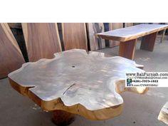 Btbl1-13 Natural Wood Table Bali Indonesia