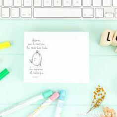 Bloc de notas con wonderconsejos - Papelería
