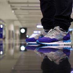 4fe53b5a64f8 ASICS GEL-Lyte V - The 25 Best Sneaker Photos on Instagram This Week