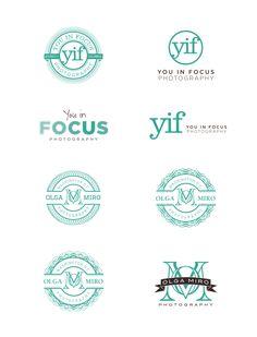 photography logo design for Washington D.C. photographer