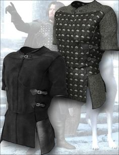 Warden of Winter | Clothing Accessories for Daz Studio and Poser