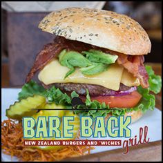 $10 for $20 of burgers and brews at Bare Back Grill in Pacific Beach.  #sandiego #pacificbeach #barebackgrill #burgers #deal