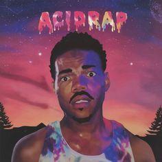 Chance The Rapper - Acid Rap Pink Vinyl Edition