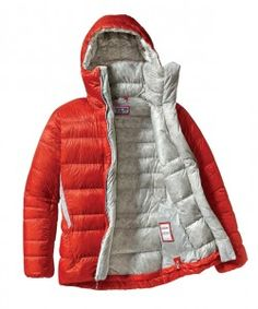 Patagonia Encapsil Down Jacket: expedition-ready innovation.  www.climbing.com/gear/patagonia-encapsil-down/