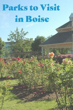 Beautiful Park, Most Beautiful, Boise Idaho, Try Something New, The Great Outdoors, North America, Explore, Activities, Parks