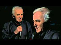 Charles Aznavour - Hier Encore - YouTube