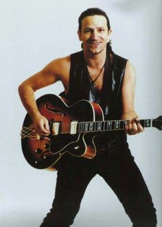 A smiling Bono is always a good thing.