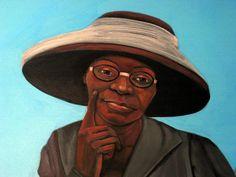 Bentonville Fine Art Show Featured Artist - Stefanie Jackson and Joyce Owens - BLACK ART IN AMERICA