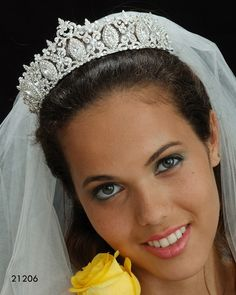 Bridal Veil Co - Style 21206  http://www.bestbridalprices.com/the-bridal-veil-company-crowns-style-21206-p97009