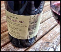 El Alma del Vino.: Leyenda del Páramo El Médico 2012.