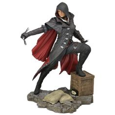 Assassins-Creed-Syndicate-Evie-Frye-The-Intrepid-Sister-Figure-NEW