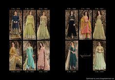 #Latest #EmpressCollection By #Nakkashi #FloorLength #DesignerSuit #Floor #Length  #Suit #SalwarKameez of #Christms goo.gl/Vit3vW
