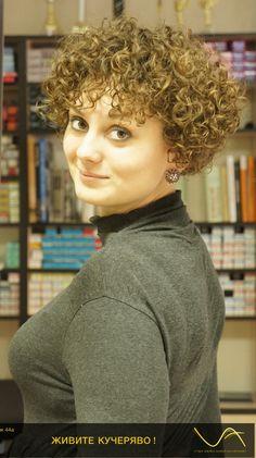 Биологическая и химическая завивки волос. Фото. Отзывы