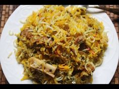 I make dum biryani often these days. And i have a hyderabadi mutton biryani recipe already in this blog. But i want to share a simple dum biryani recipe and here it is..Dont judge by the word easy and simple, it taste really close to a perfect dum biryani. This recipe has become my favourite.....Read More