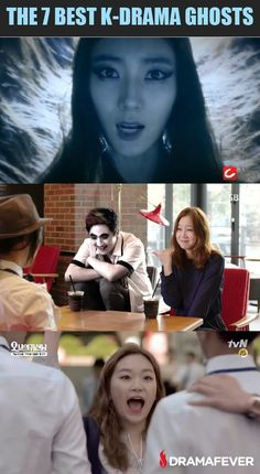K-drama ghosts come in all shapes and sizes, but which is your favorite?