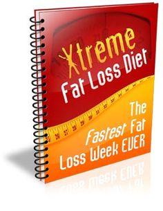 extreme fat loss manual