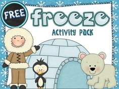 Free Freeze Activity Pack | 57 pages | There are a lot of fun Frozen activities! * Literacy Skills * Math Skills * Puzzles * Colors * Sorting * Which one is different? * What is missing? * Motor Skills