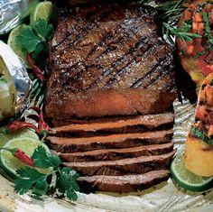 broil king Marinated Flank Steak recipe